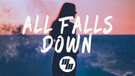 alan walker falls down lyrics alan walker all falls down lyrics lyric video wild