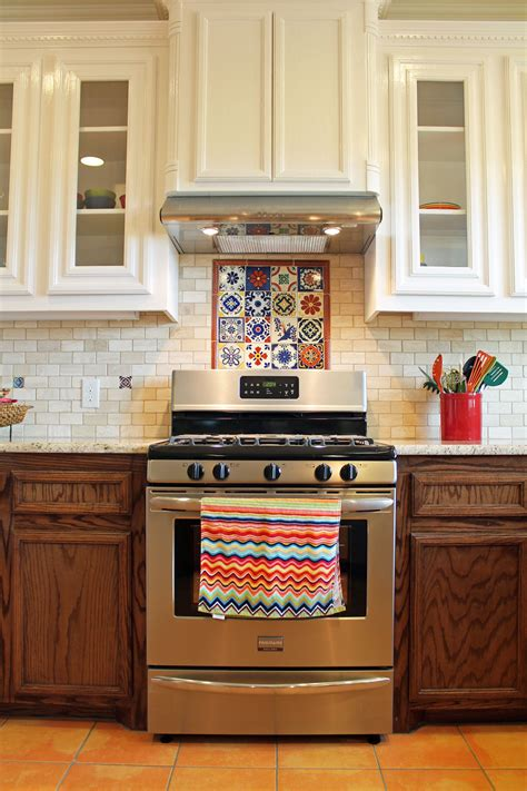 mexican tile kitchen ideas spanish style kitchen design with saltillo tile floors