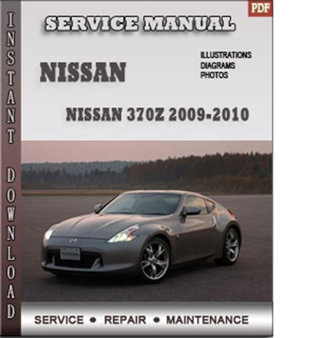 online auto repair manual 2010 nissan 370z engine control 2009 nissan 370z repair manual