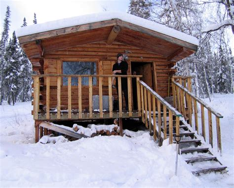 use of refuge cabins tetlin u s fish and wildlife service