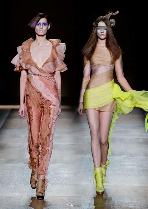 How To Do Draping Valentino Haute Couture Spring Summer 2010 Wedding Inspirasi