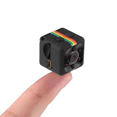 Best Kamera Sadap Mini Dv generic sq11 mini kamera dv hd 1080p 2mp s rekord 233 rem s drž 225 kem podpora detekce pohybu ir