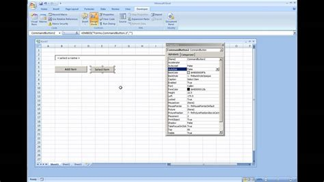 excel 2010 combobox tutorial vba excel combobox setting a list index and clearing the