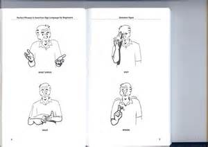 Sign language words for beginners printable myideasbedroom com