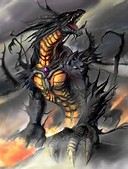 Awesome Dragon Drawings