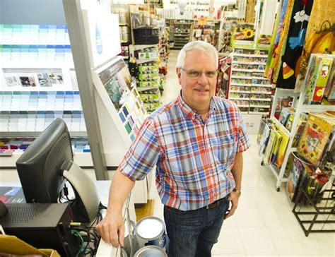 ace hardware owner winona s mr fix it dennis daniels dispenses advice