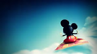 Mickey Mouse Desktop