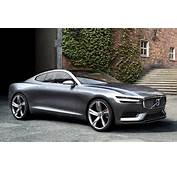 Volvo Concept Coupe Was The First Of A Series Three Cars