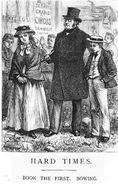 Hard Times   Charles Dickens Info