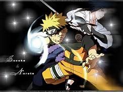 Naruto vs Sasuke Shippuden