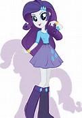 My Little Pony as Equestria Girl Rarity