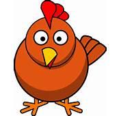 Chicken Cartoon Clip Art At Clkercom  Vector Online