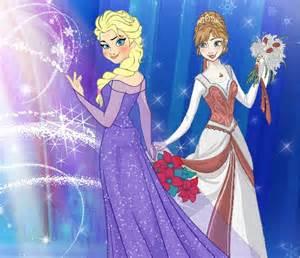 Elsa frozen dress up game chip games