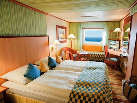 aida kabine für 4 personen kabinen der aidacara kabinenaustattung guide