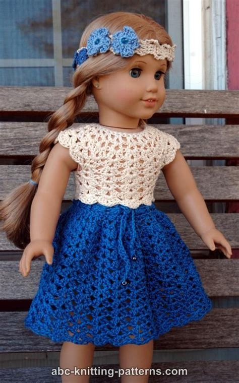 free patterns american girl doll abc knitting patterns american girl doll seashell summer