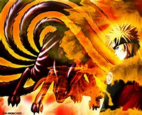 Naruto Shippuden Nine Tail Fox