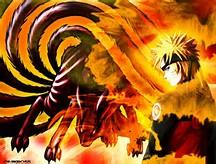 Naruto Shippuden Nine Tail Fox
