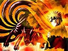 Naruto Nine-Tailed Fox