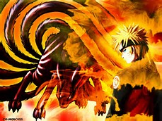 Naruto Nine-Tailed Fox