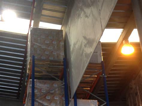 cortinas de humo sectorizaci 243 n de humos en un centro log 237 stico en