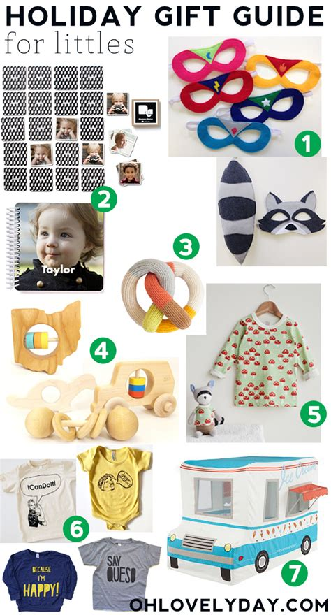 holiday gift guide for littles 2014 oh lovely day