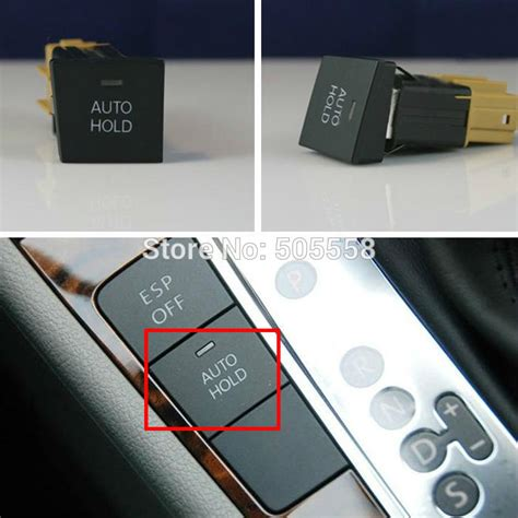 Vw Auto Hold by Vw Oem Auto Hold Switch Button For Volkswagen Passat B6 Cc