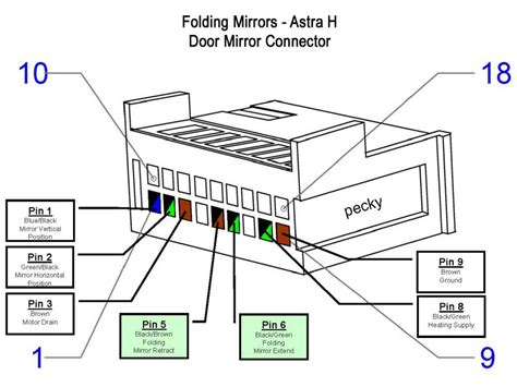 astra mk5 wiring diagram 24 wiring diagram images