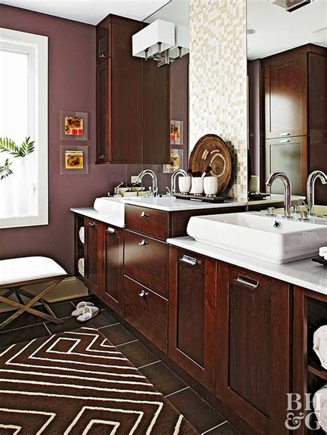 Bathroom Colors That Go With Brown by What Colors Go With Brown
