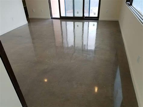 Concrete Polishing   Benchmark Wood Floors   Albuquerque