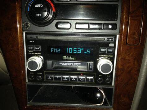 mcintosh car audio subaru buy subaru mcintosh unit pf 23431a cd 5ch