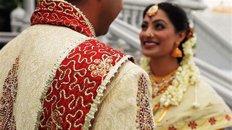 a colorful chicago wedding inspired by hindu and brides indian wedding same day edit hindu temple of greater