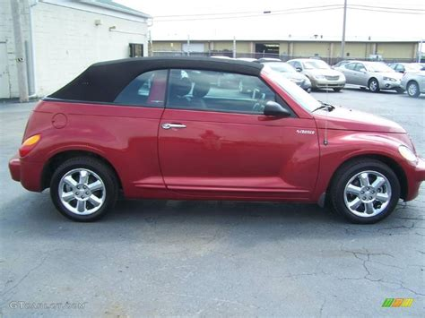 2005 Chrysler Pt Cruiser Touring by 2005 Inferno Pearl Chrysler Pt Cruiser Touring
