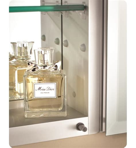 4 inch deep medicine cabinet glasscrafters gc3636 4 sc fm tri 36 quot x 36 quot flat mirrored