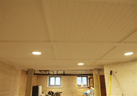 beadboard ceiling our basement part 38 the beadboard ceiling is white the