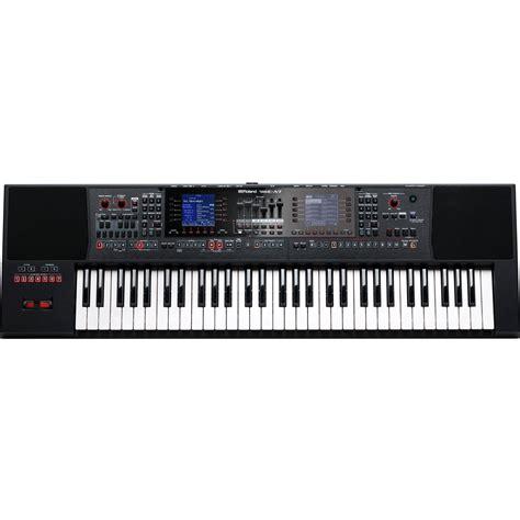 Keyboard Roland Seri E roland e a7 teclado arreglista en gear4music