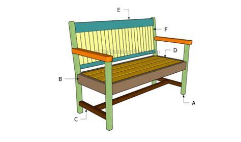 garden bench building plans pdf diy diy wooden garden bench plans download double