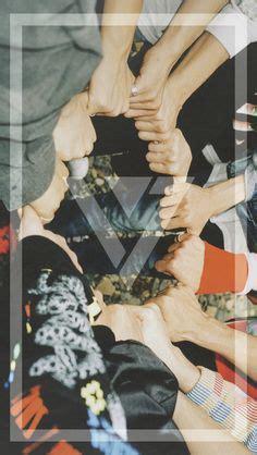 kpop theme iphone seventeen wallpaper seventeen pinterest