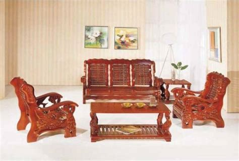 solid wood sofa design an interior design - Wooden Furniture Sofa Set