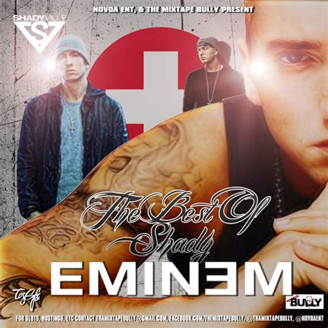eminem best of eminem the best of shady hosted by the mixtape bully