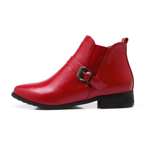 low heel boots s ankle boots low heel yu boots