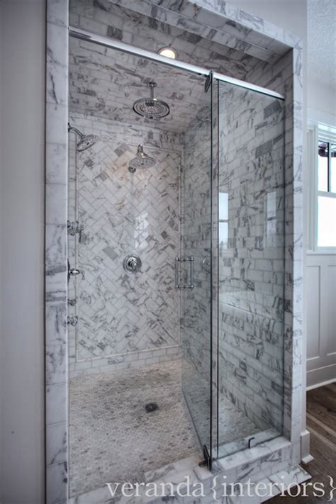 Marble Showers Bathroom Calcutta Gold Marble Shower Transitional Bathroom Veranda Interiors