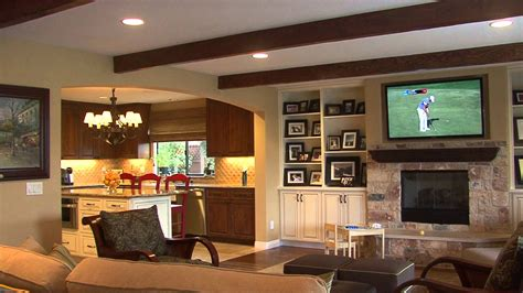 home design and remodeling whole house remodel turns 70 s house into dream home youtube