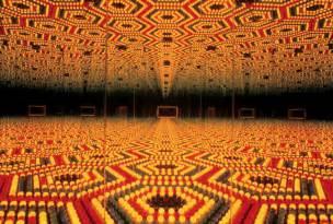 Infinity Mirrored Room By Yayoi Kusama Kusama Yayoi Arts Artists The List
