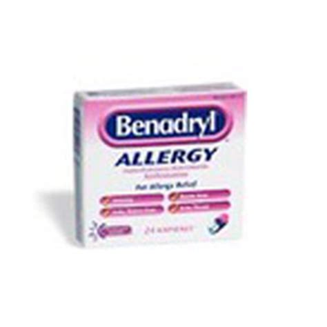 will benadryl make my sleepy smokers cough