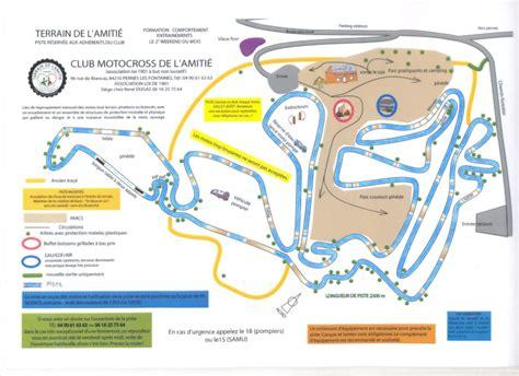 integration circuit de piste circuit piste de l amiti 233 224 p 232 rnes les fontaines dimanche 12 avril