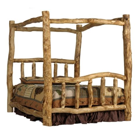 log canopy bed furniture gt bedroom furniture gt canopy bed gt log canopy bed