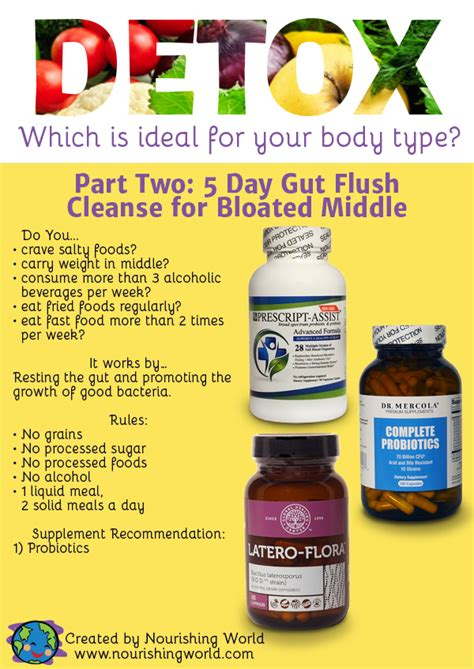Dr Junger Detox Recipes by Dr Junger S 5 Day Gut Flush Cleanse As Featured On Dr
