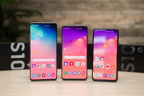 Samsung Galaxy S10 Home Button by Samsung Galaxy S10 S10e And S10 Plus How To Take A Screenshot Phonearena