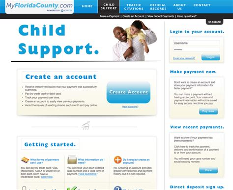 Child Support Records Florida Child Support Laws Guidelines To Rights Payments