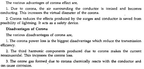 capacitor corona effect a quot media to get quot all datas in electrical science factors affecting corona and corona power